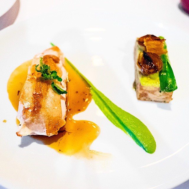 This is @brasserieananas' Bresse chicken - the ultimate
