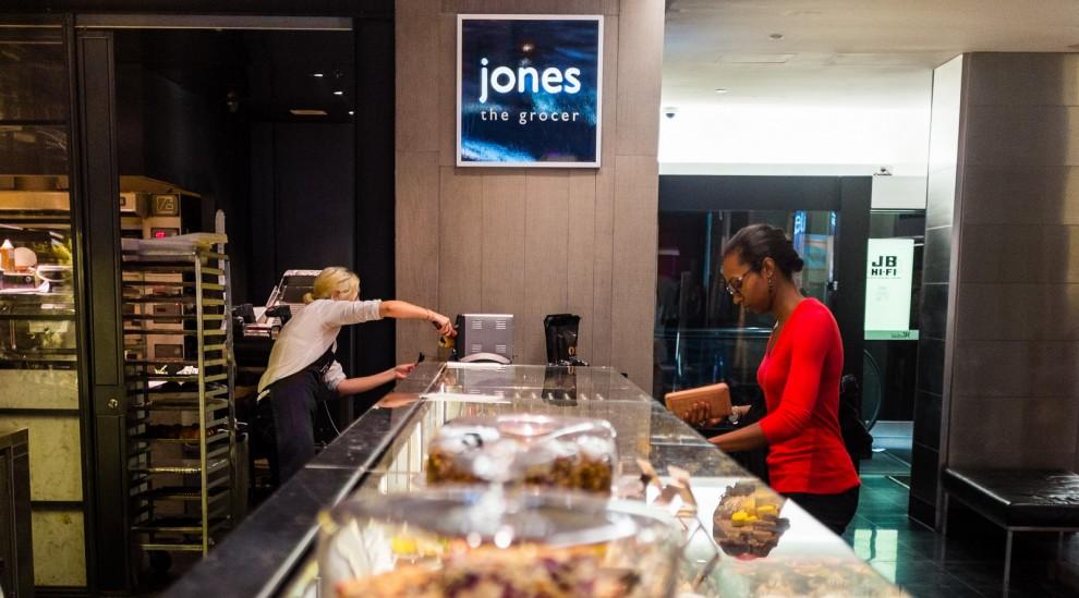 Jones the Grocer