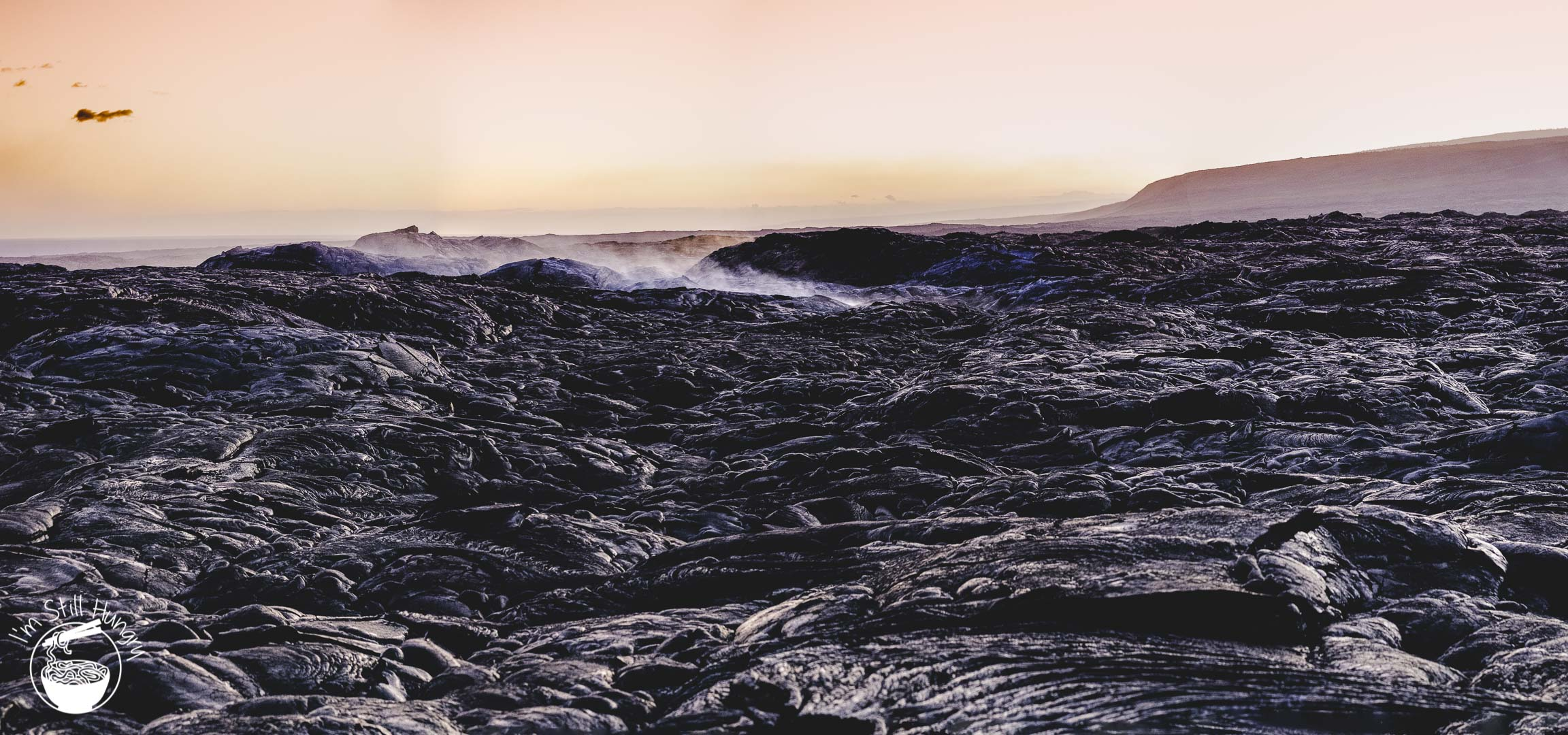 Hawaii Big Island Lava National Park