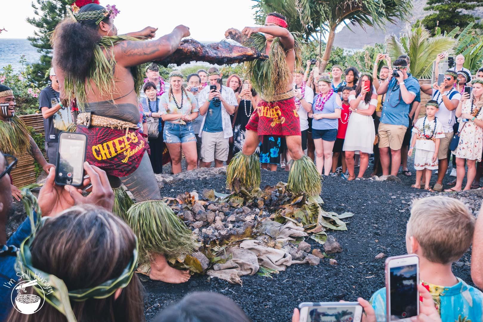 Chief's Luau Hawaii