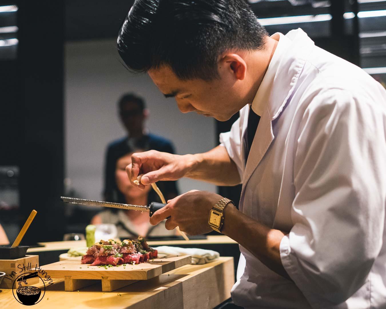 Kuro Kisume The Table Melbourne