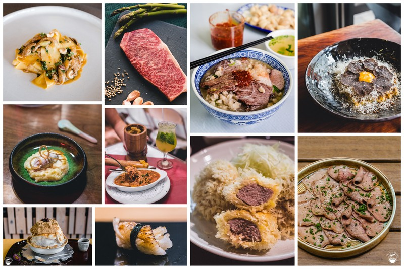 Top Ten Dishes of 2017