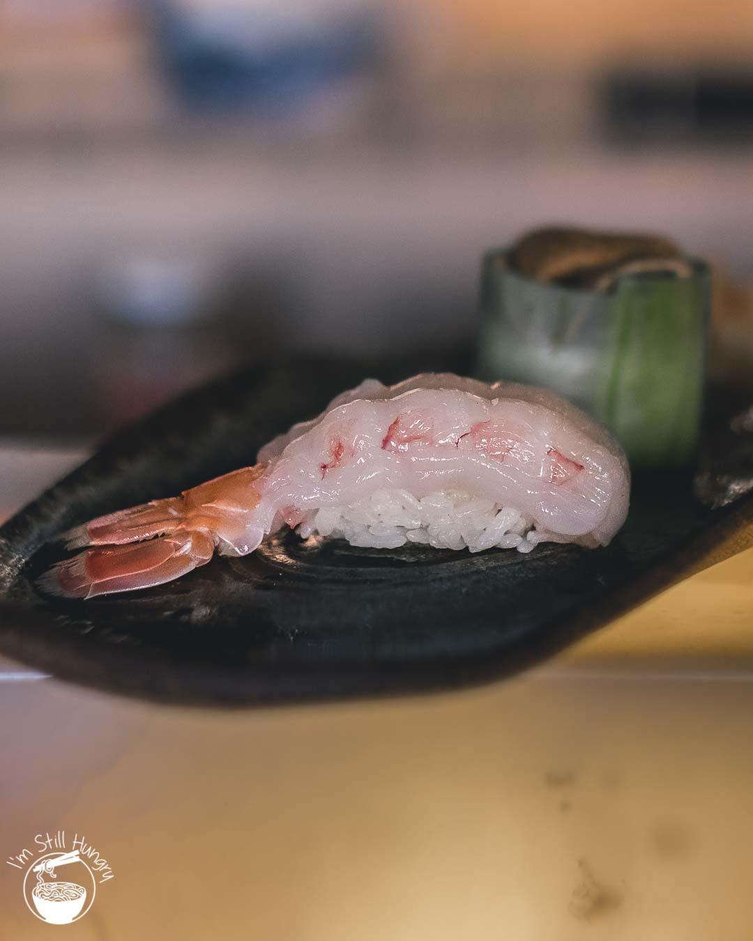 Fujisaki Sushi Omakase Barangaroo