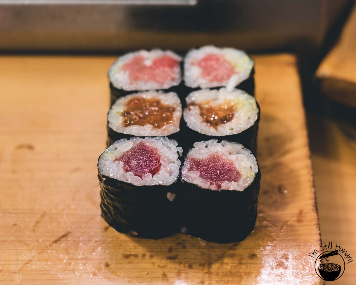 Rank & File at Sushi Dai & Daiwa | Tokyo, Japan | I'm Still Hungry