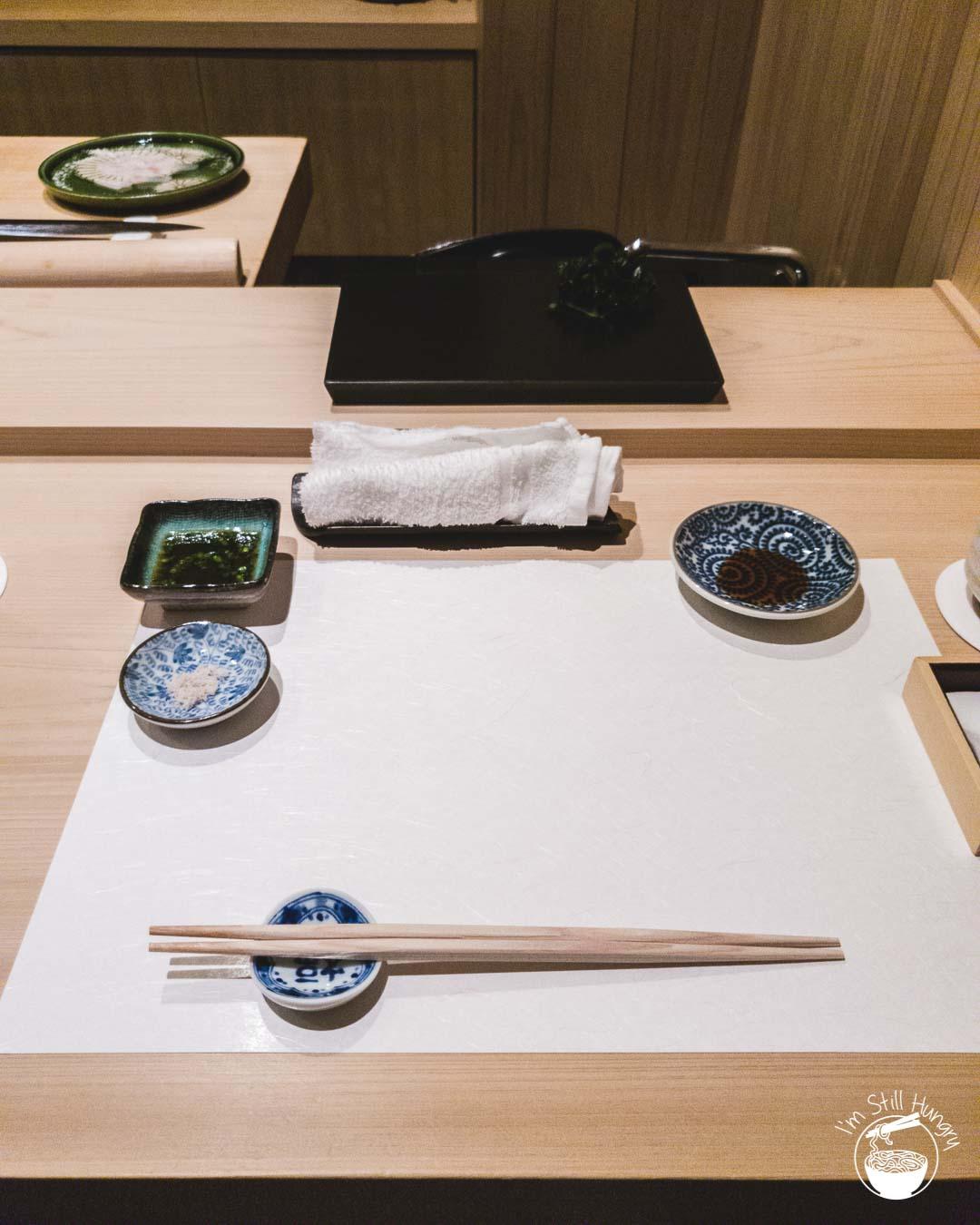 Sushi Ryusuke Tokyo