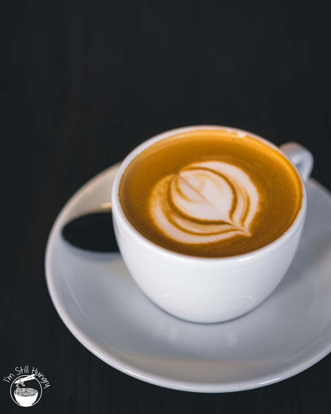 Edition Coffee Haymarket