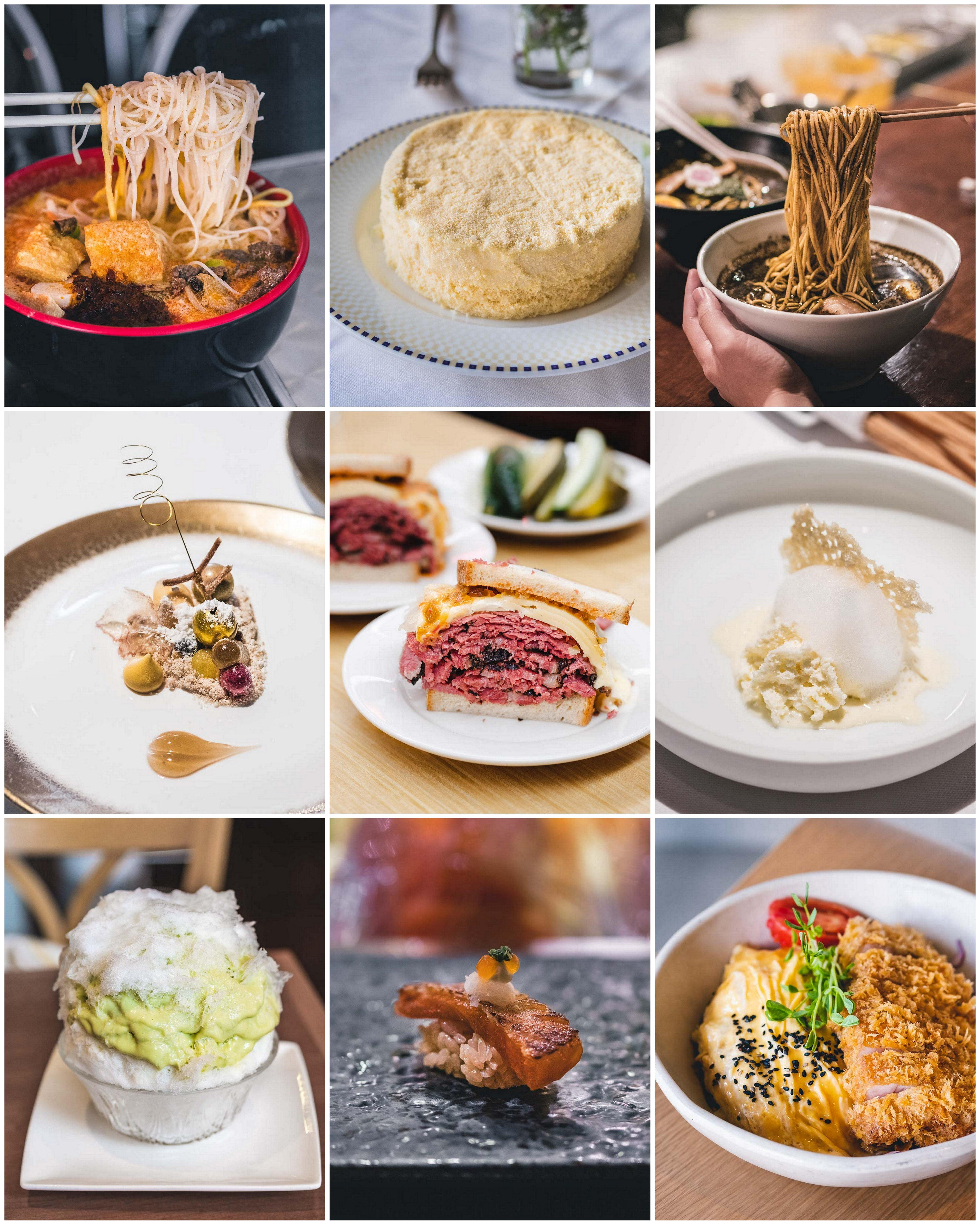 Top Ten Dishes 2018