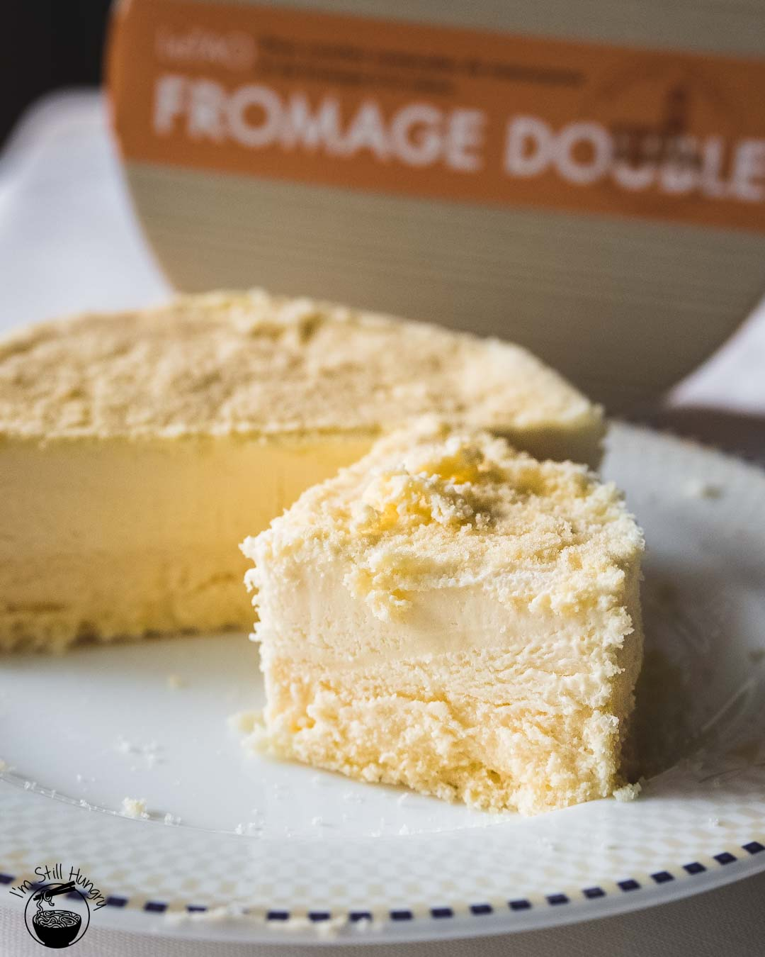 LeTAO Double Fromage Cheesecake