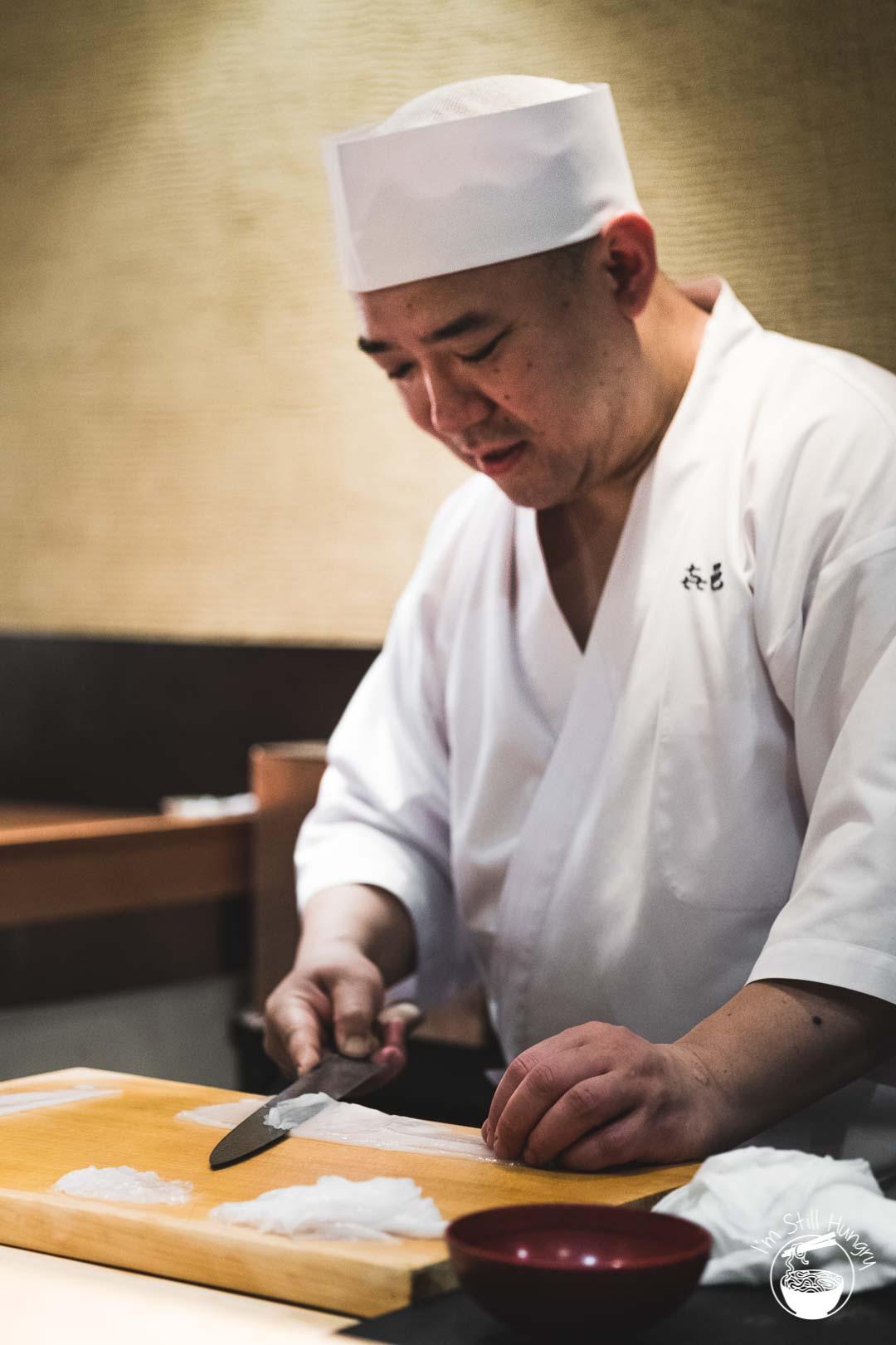 Sushi Kimura Tokyo