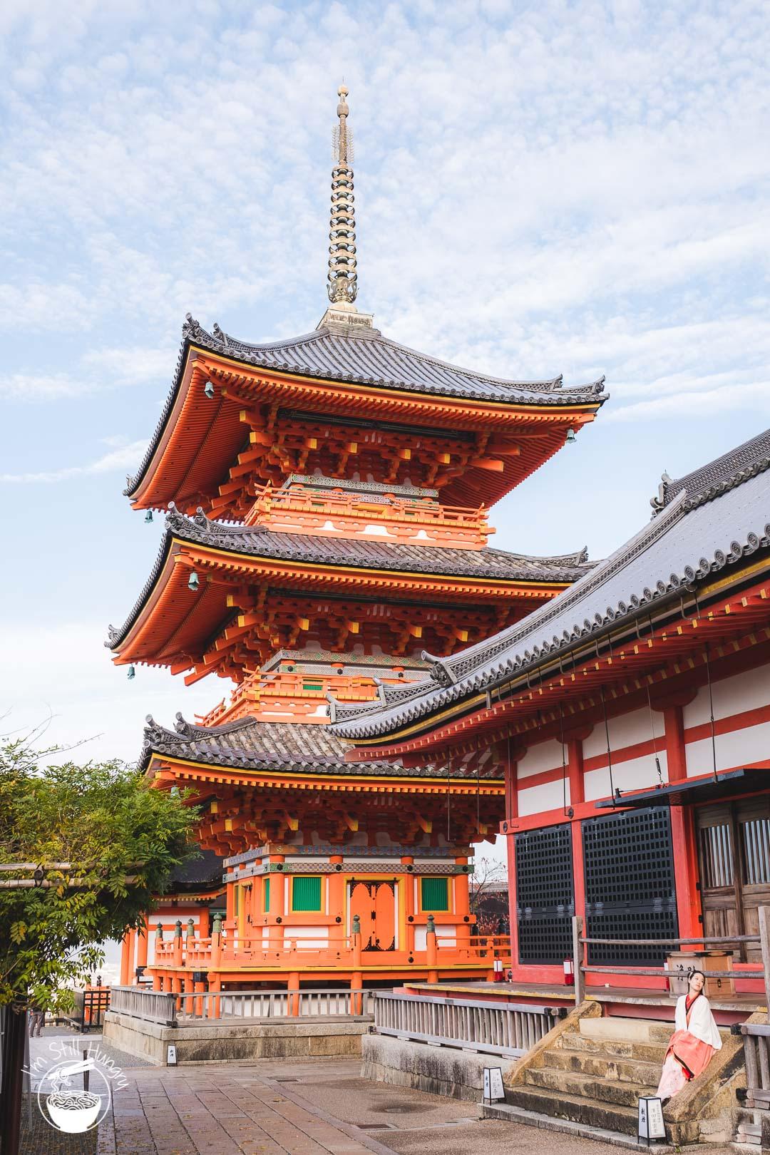 Kyoto Kiyomizu Dera