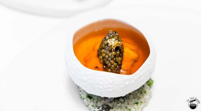 Amber Restaurant Cover