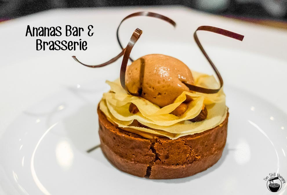 Ananas Bar and Brasserie Cover
