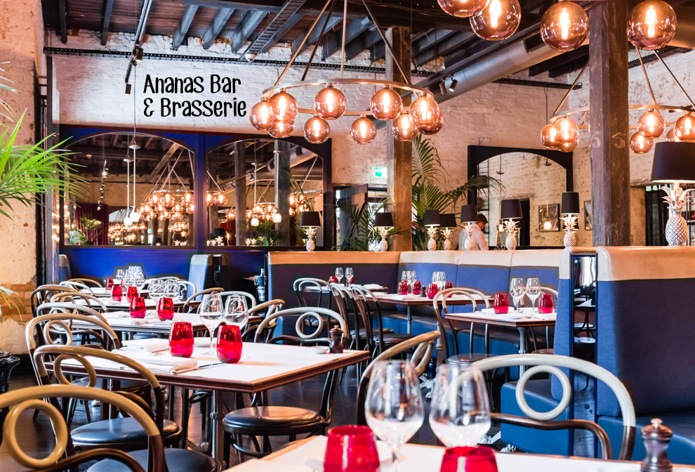 Ananas Bar & Brasserie Cover