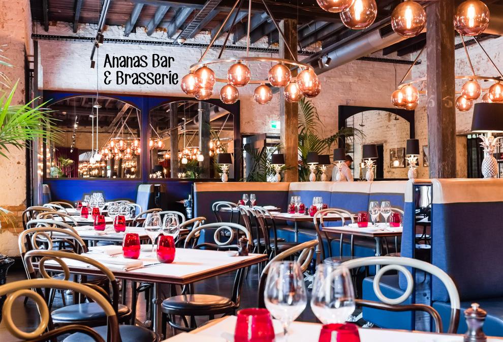 Ananas Bar & Brasserie Cover