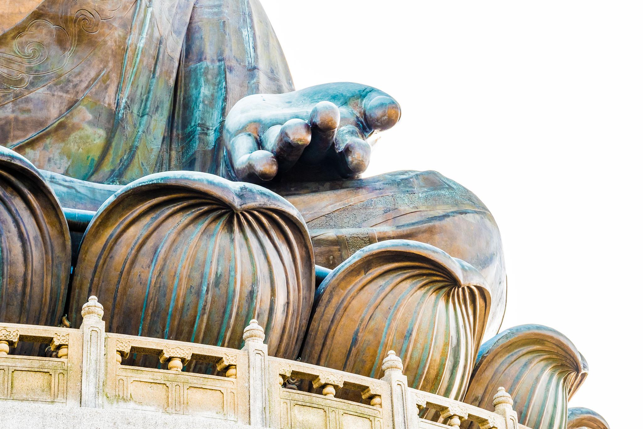 Lantau Big Buddha