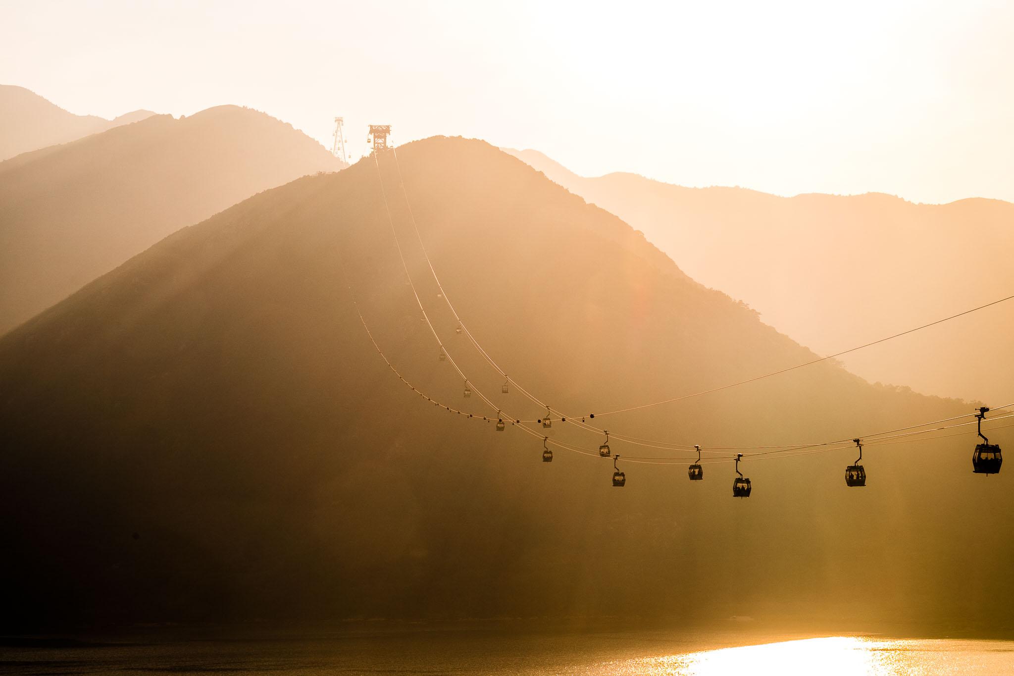Lantau Cable Car