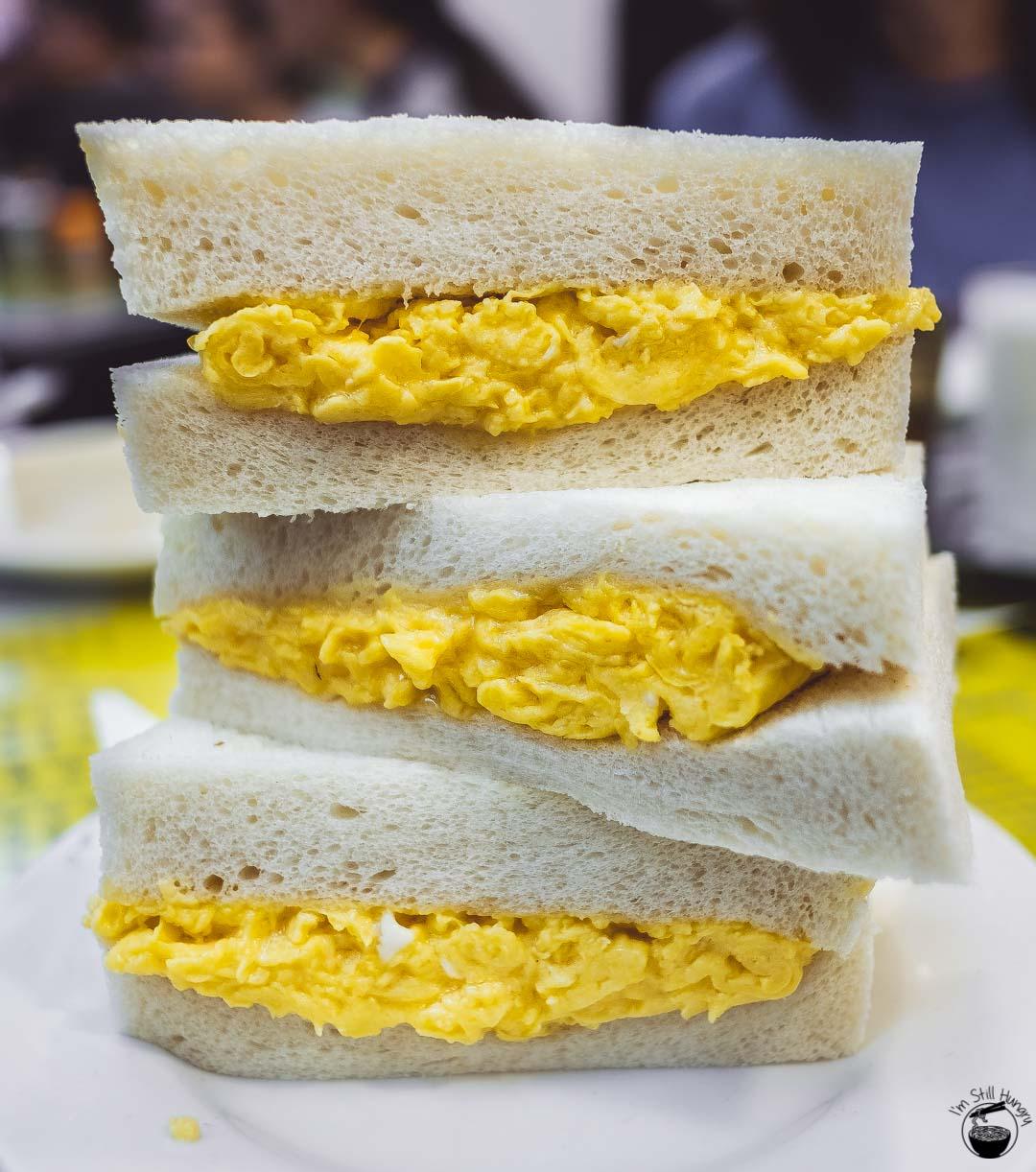 Australia Dairy Company Scrambled egg sandwich
