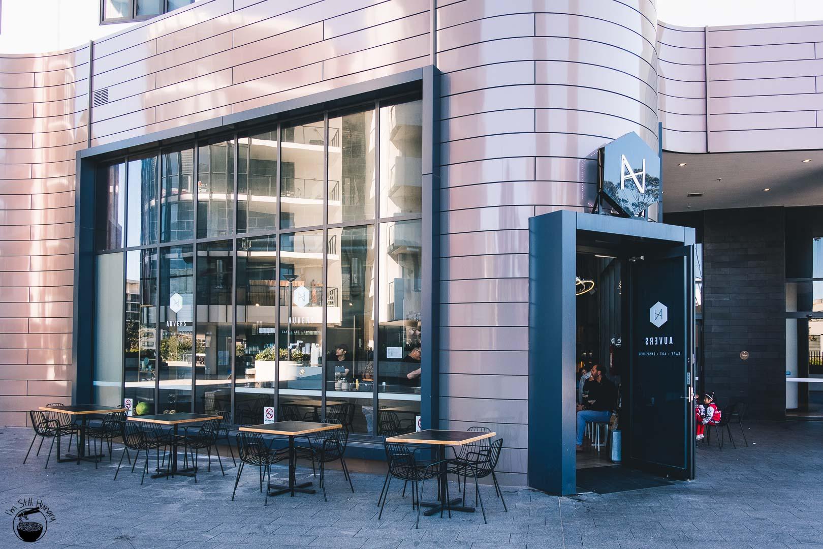 Auvers Cafe Rhodes