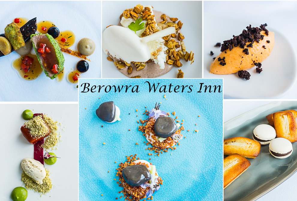 Berowra Waters Inn Cover