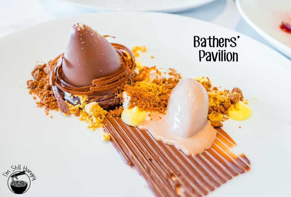 Bathers' Pavilion Cover