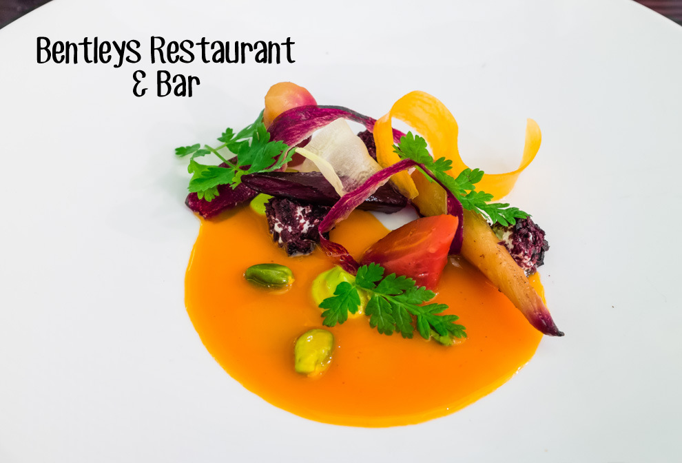 Bentleys Restaurant & Bar Cover