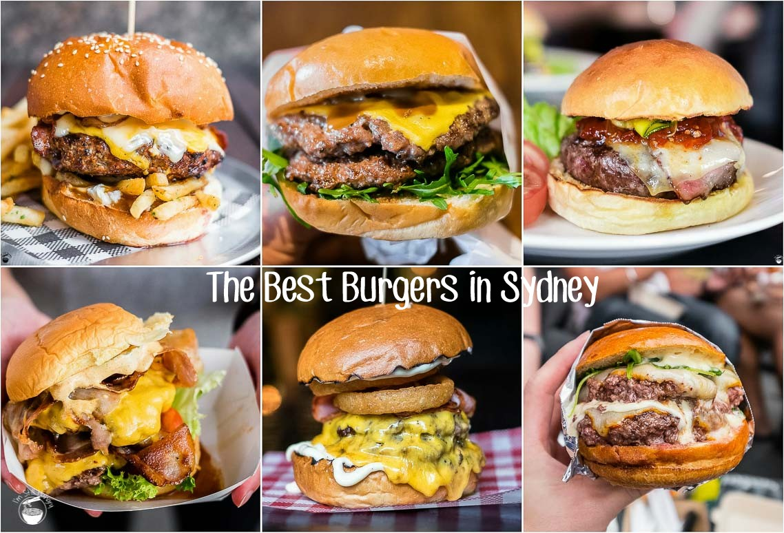 Best Burgs in Sydney Slider