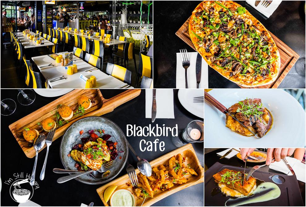 Blackbird Cafe Cover