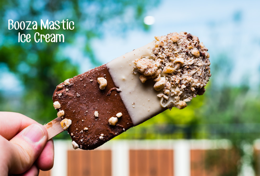 Product Review | Booza Turkish Mastic Ice Cream | I'm Still Hungry