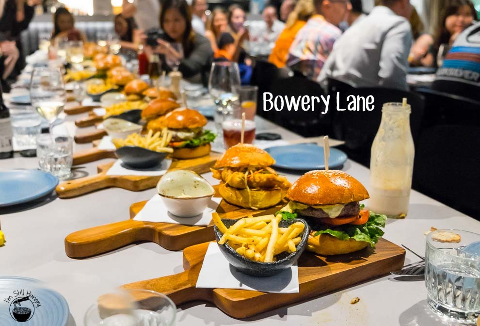 Bowery Lane Cover