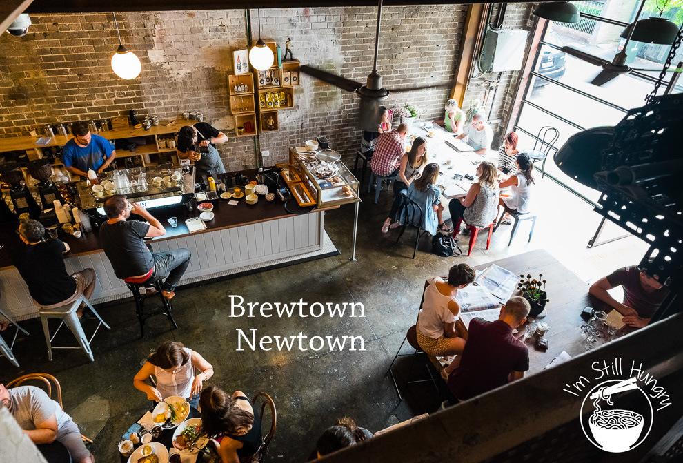 Brewtown Newtown Cover