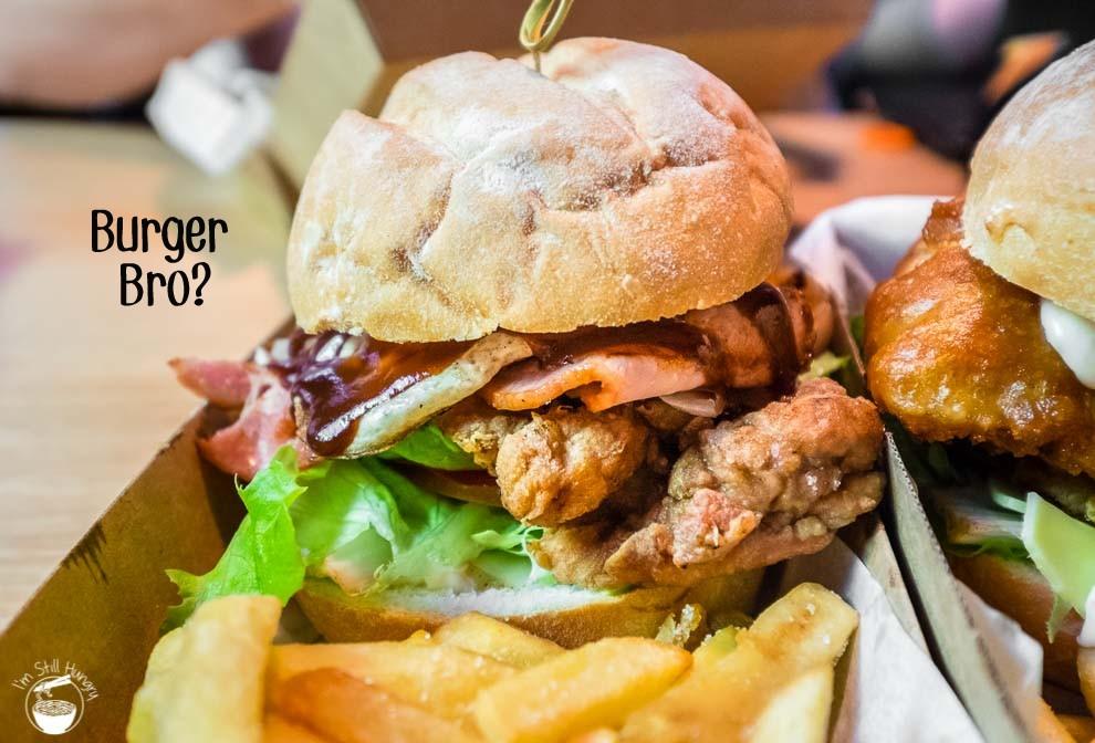 Burger Bro? Sydney Cover