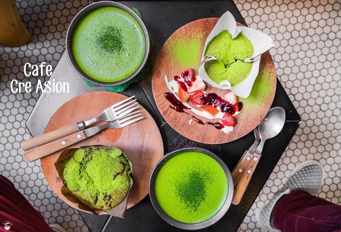 Cafe Cre Asion Slider