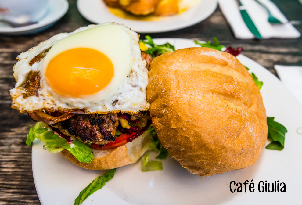 Cafe Giulia Cover