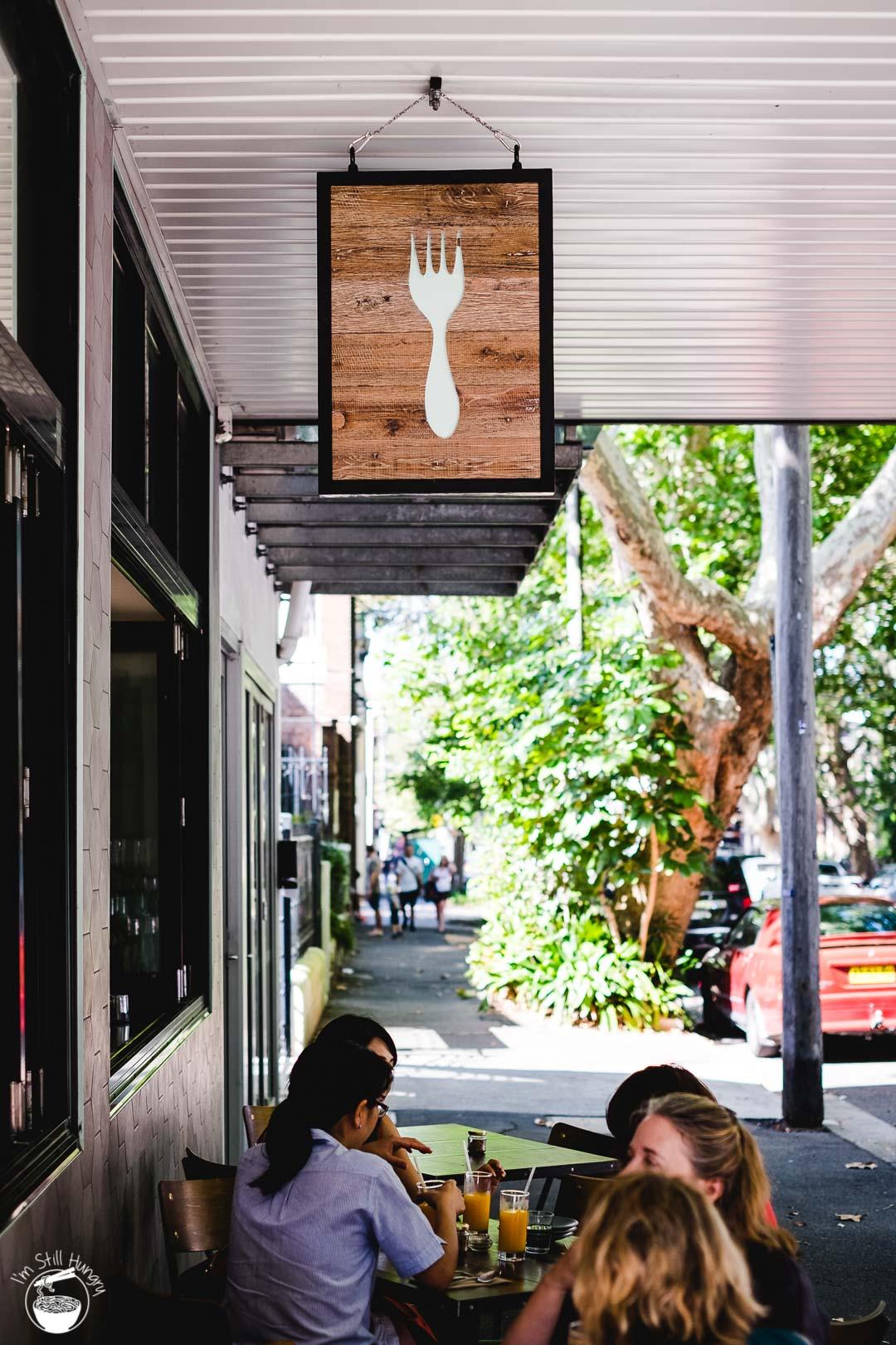 Cafe Kentaro Surry Hills