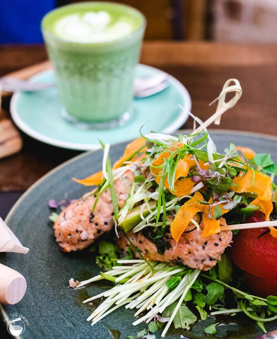 Cafe Kentaro Surry Hills katsu sando