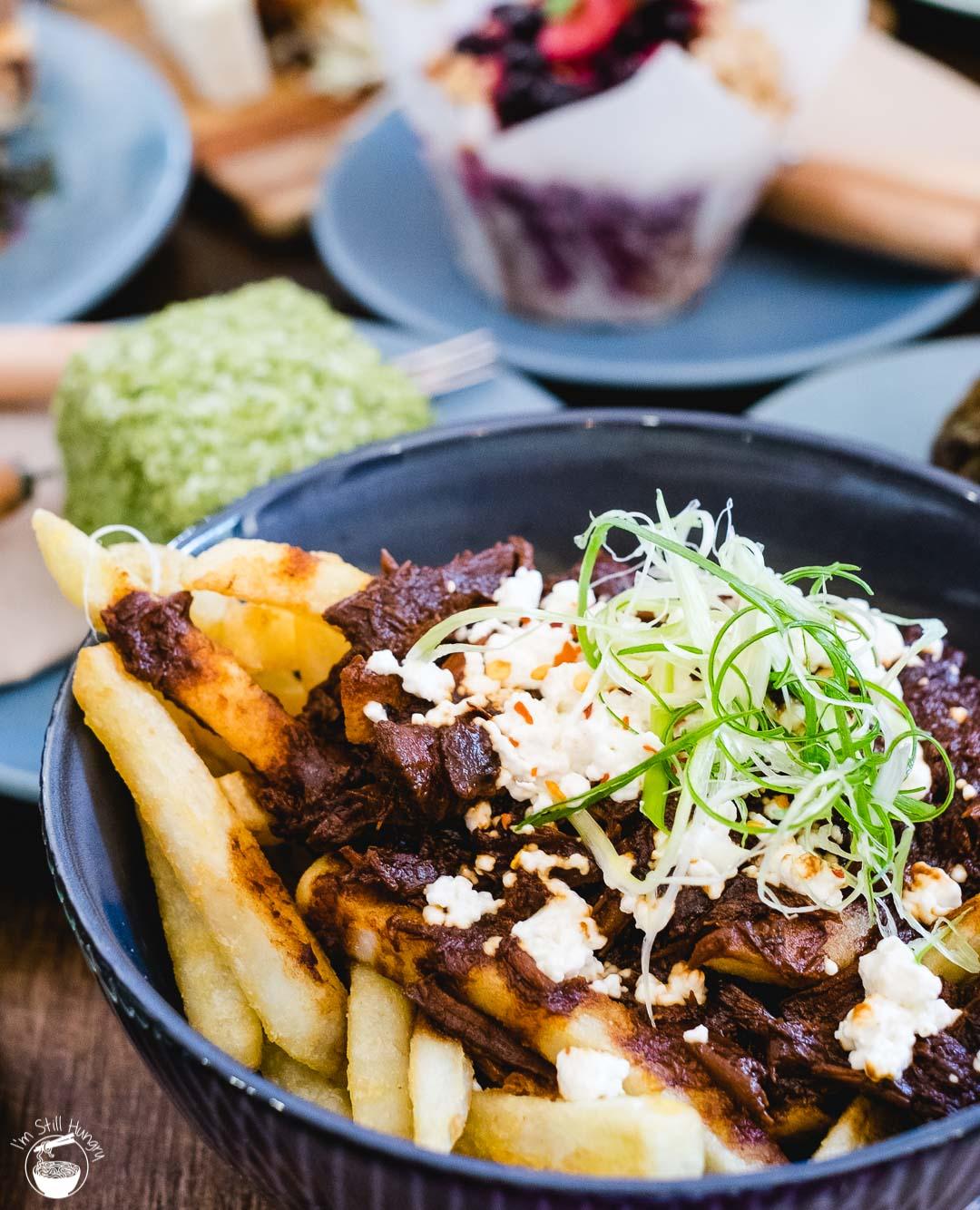 Cafe Kentaro Surry Hills Japanese poutine