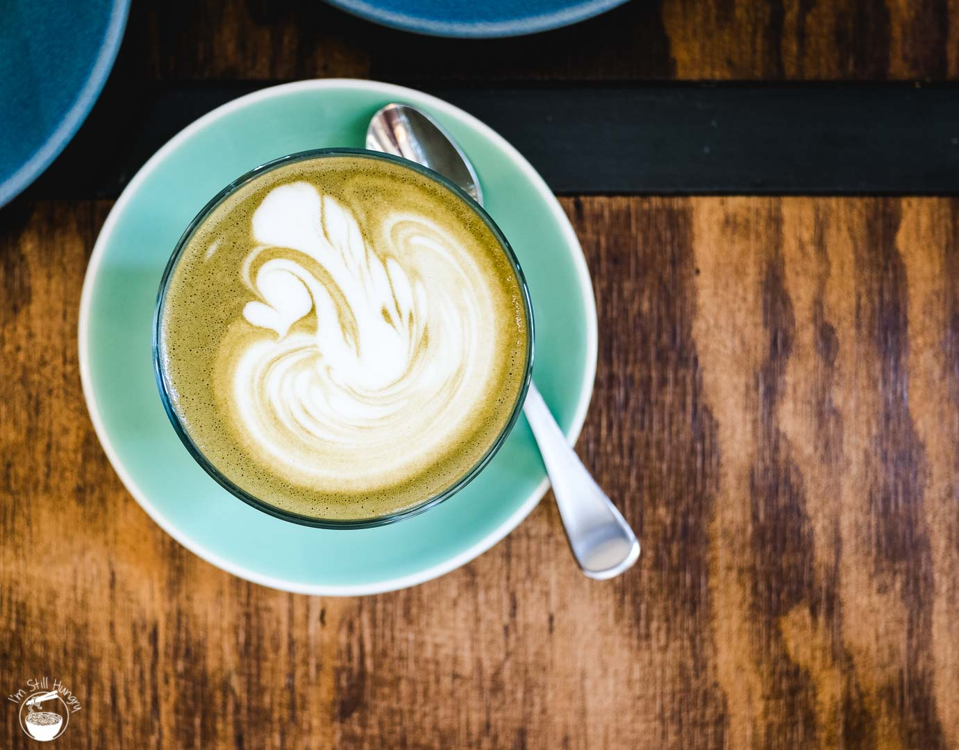 Cafe Kentaro Surry Hills houjicha latte
