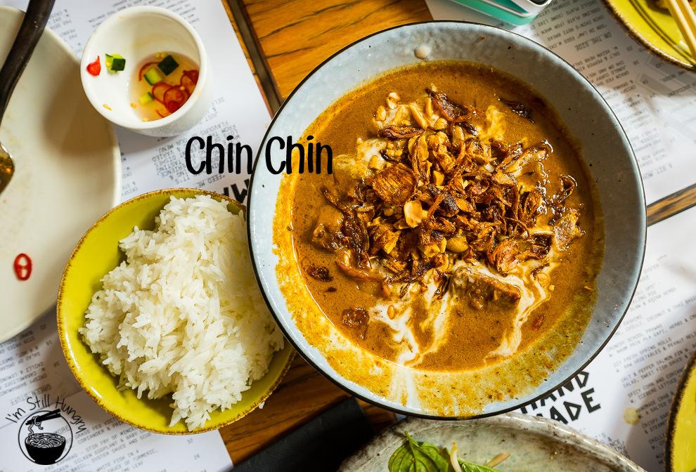 Chin Chin Cover