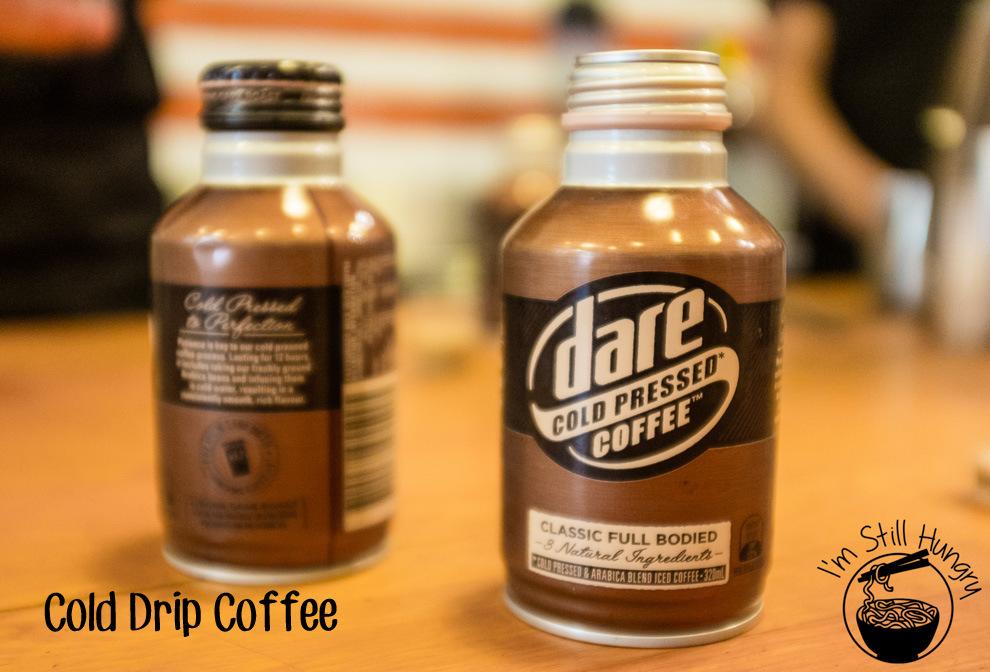 Dare Coffee Cover