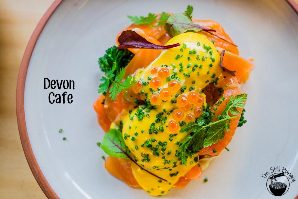 Devon Cafe 2 Cover