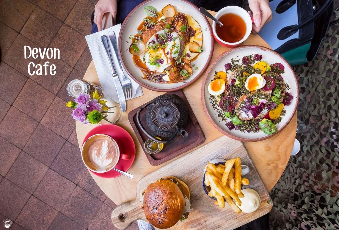 Devon Cafe Surry Hills