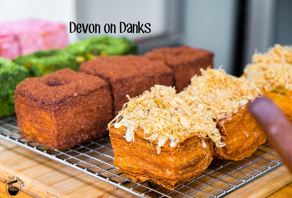 Devon on Danks Cover