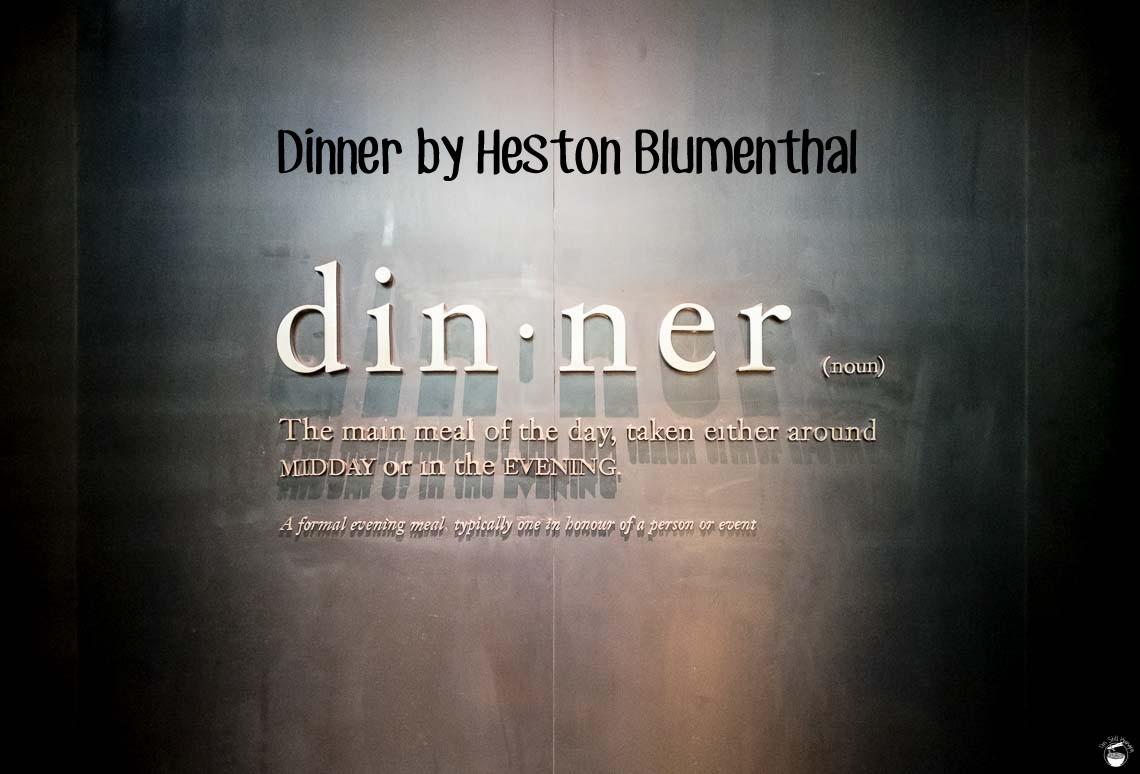 Dinner By Heston Slider