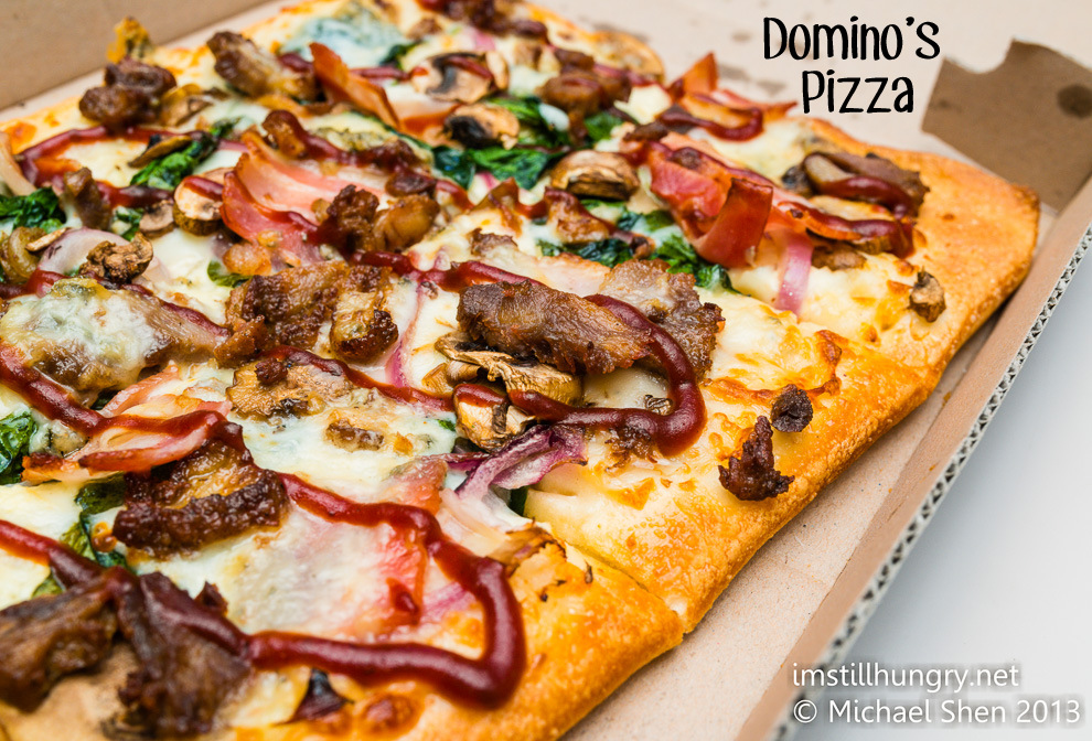 Dominos With Dining Room Dayton