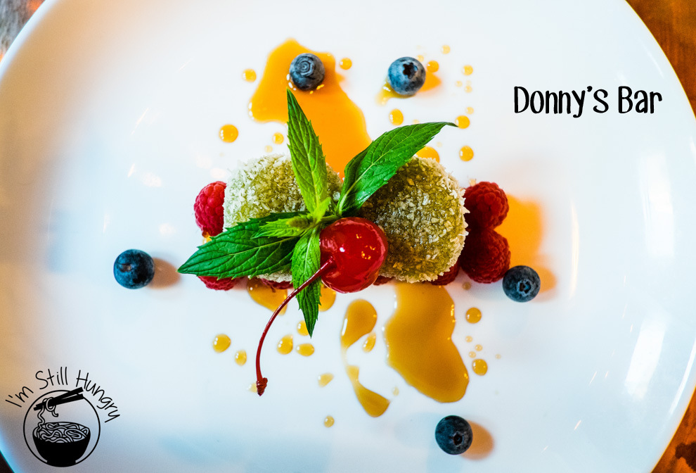 Donny's Bar Cover