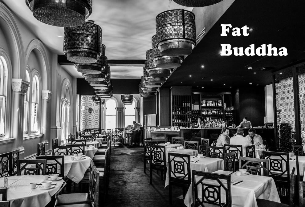 Fat Buddha Cover