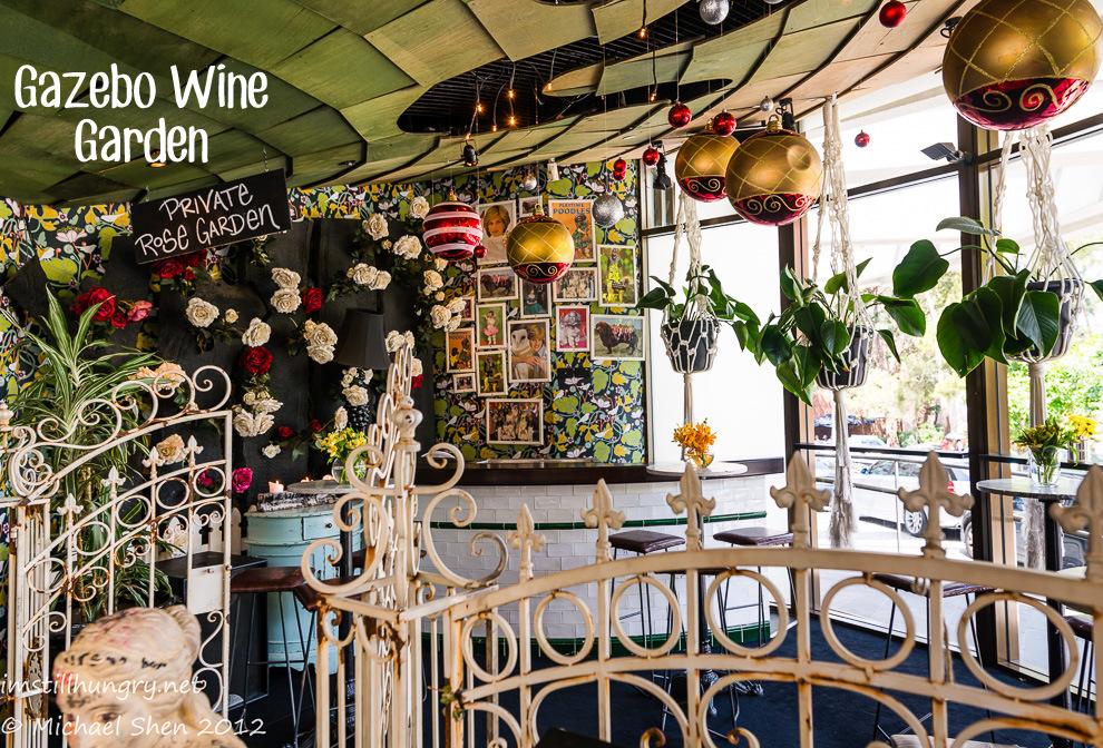 Gazebo Wine Gardens Cover