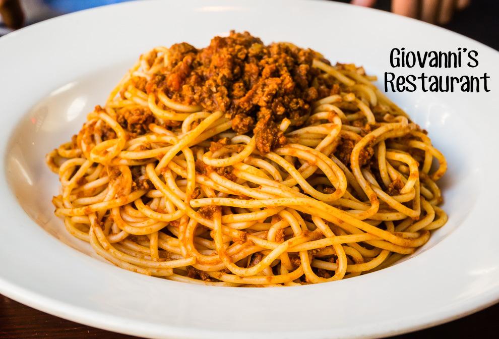 Giovanni's Cover