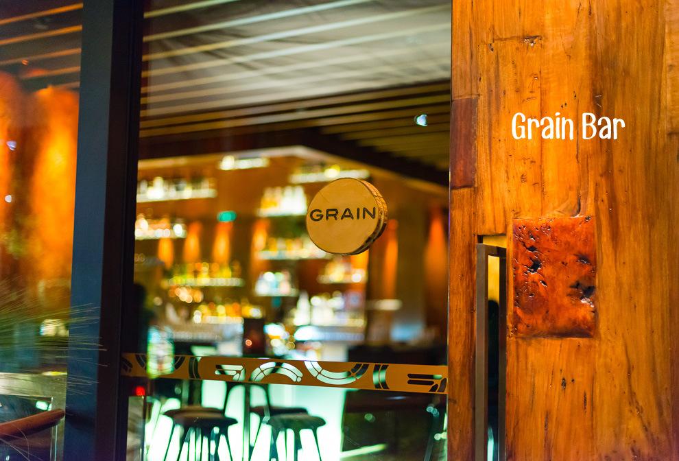 Grain Bar Cover