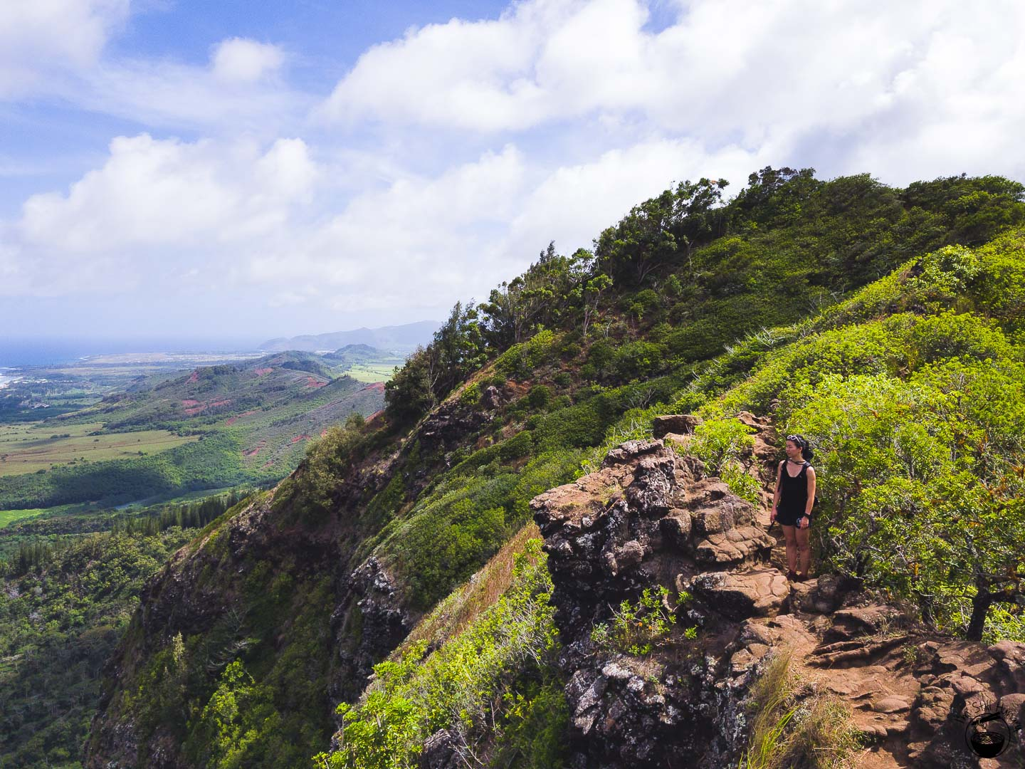 Nounou Trail Sleeping Giant Walk Kauai